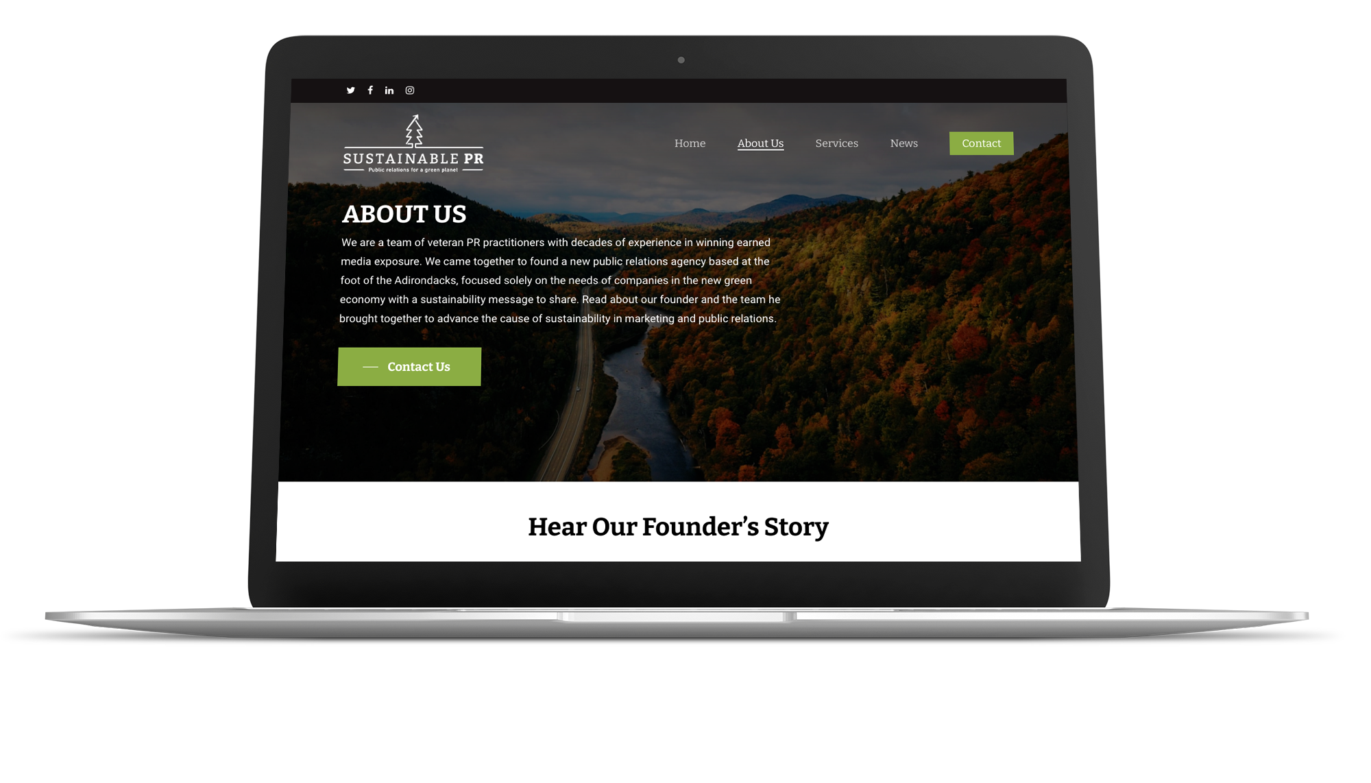 Muntz Designs - Wordpress Web Designer